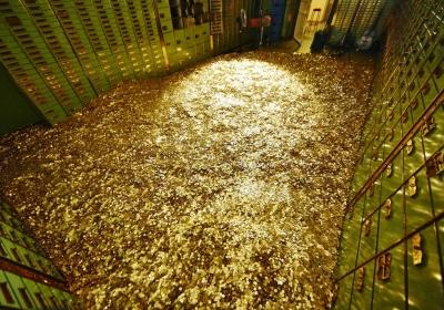 Bewezen goudreserves zijn sinds 2011 fors gedaald