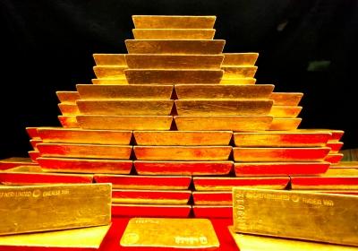 China importeert dubbel zo veel goud uit Hong Kong