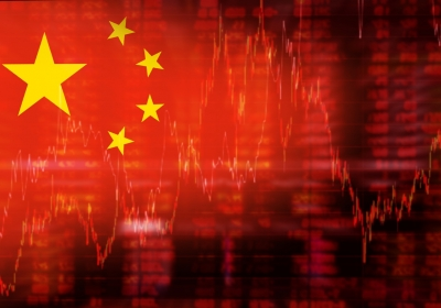 China wordt een steeds groter risico