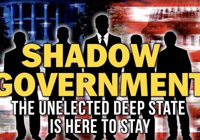 Donald Trump meer dan ooit in de greep van de Deep State