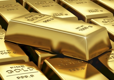 Goud heeft het beste jaar sinds 2010 achter de rug