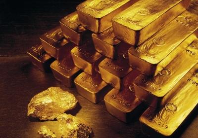 Goudprijs zal explosief stijgen wanneer goud in sterke handen is overgegaan