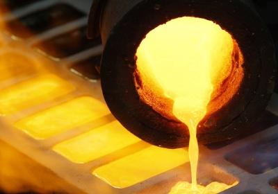 Goudproductie heeft plafond bereikt, aanbod wordt dunner
