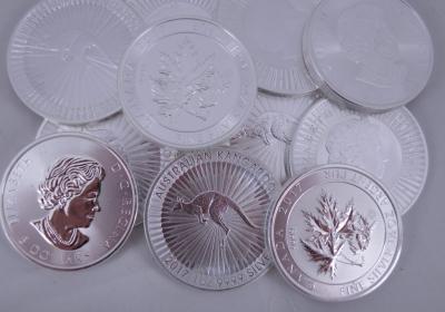Prijsval bij zilver is een compleet mysterie