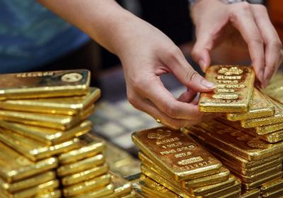 Rally van het goud tegenover de olie moet nog beginnen