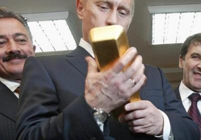 Rusland blijft maar goud kopen