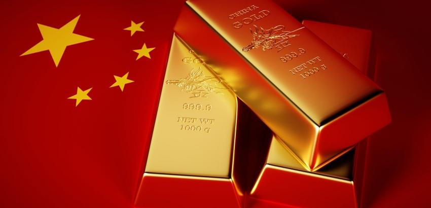 Chinese goudreserves zijn voor de eerste keer in 2 jaar gestegen