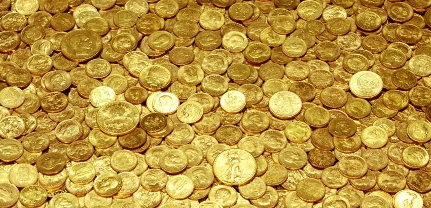 Is de trage vraag naar gouden munten de voorbode van een explosie van de goudprijs?