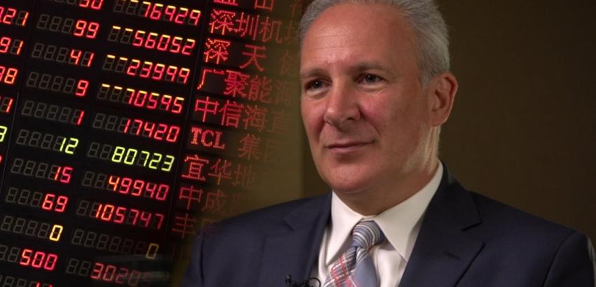 Peter Schiff waarschuwt: stijgende rentevoeten zullen beurs doen crashen