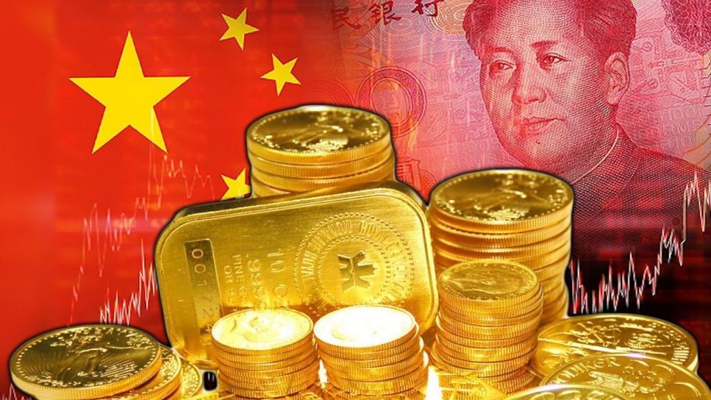 Demografie zal hoe ook de goudprijs een duwtje in de rug geven.