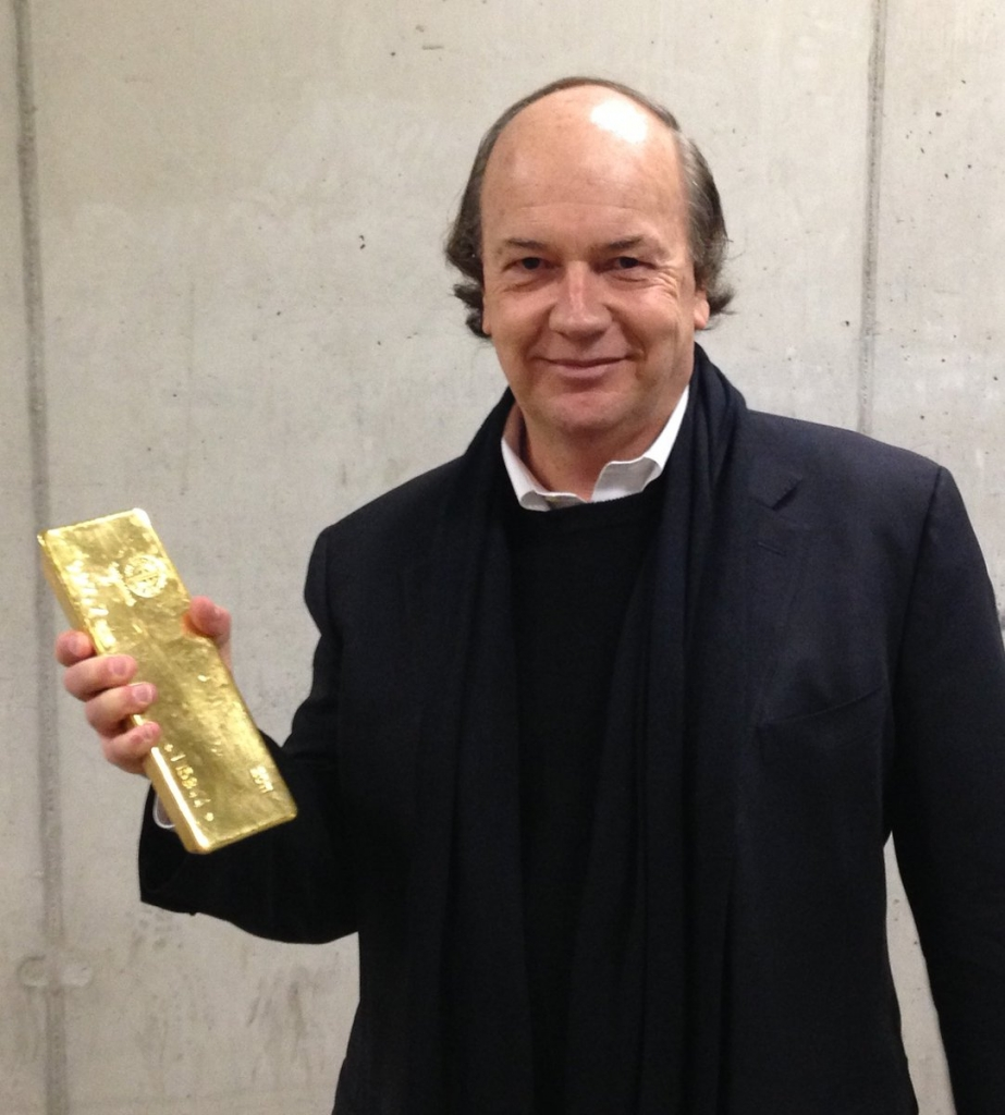 Goud kan de belegging van de volgende jaren worden