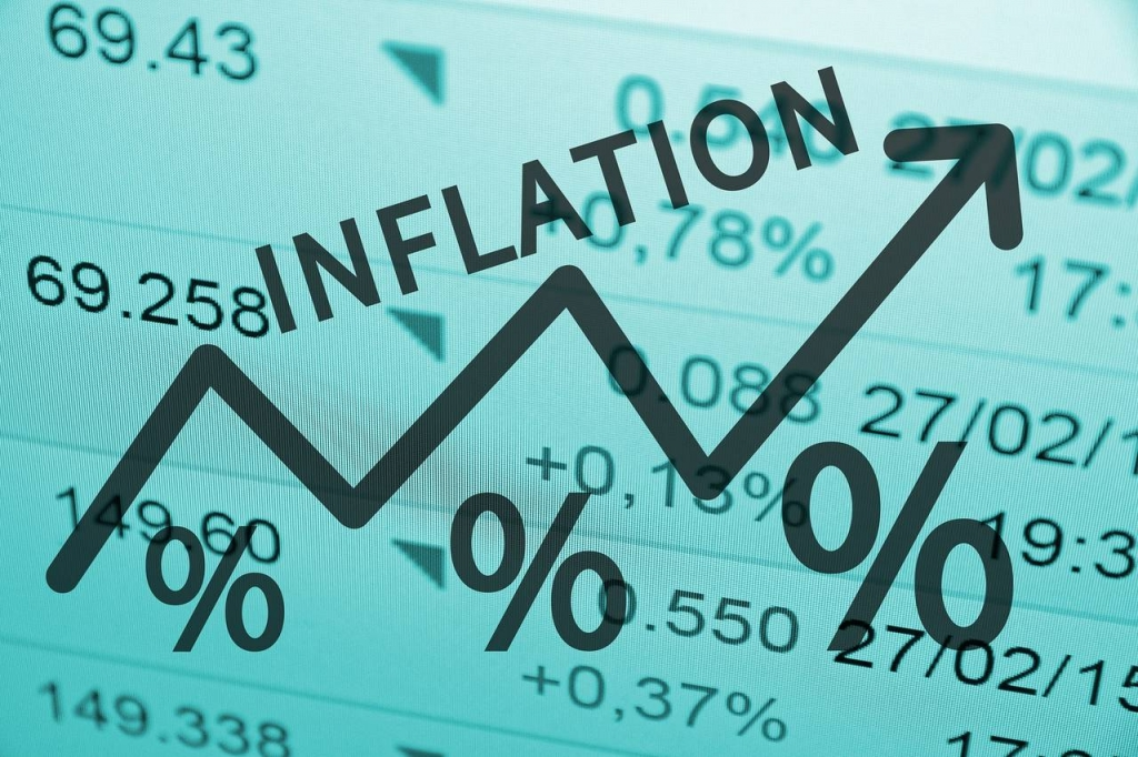 Goudprijs kan fors stijgen wanneer inflatiedruk onhoudbaar wordt