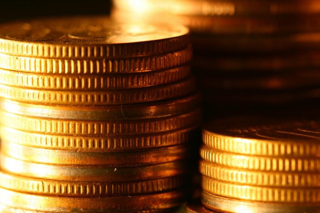 Goudprijs kan snel weer stijgen tot 1360 dollar per troy ounce