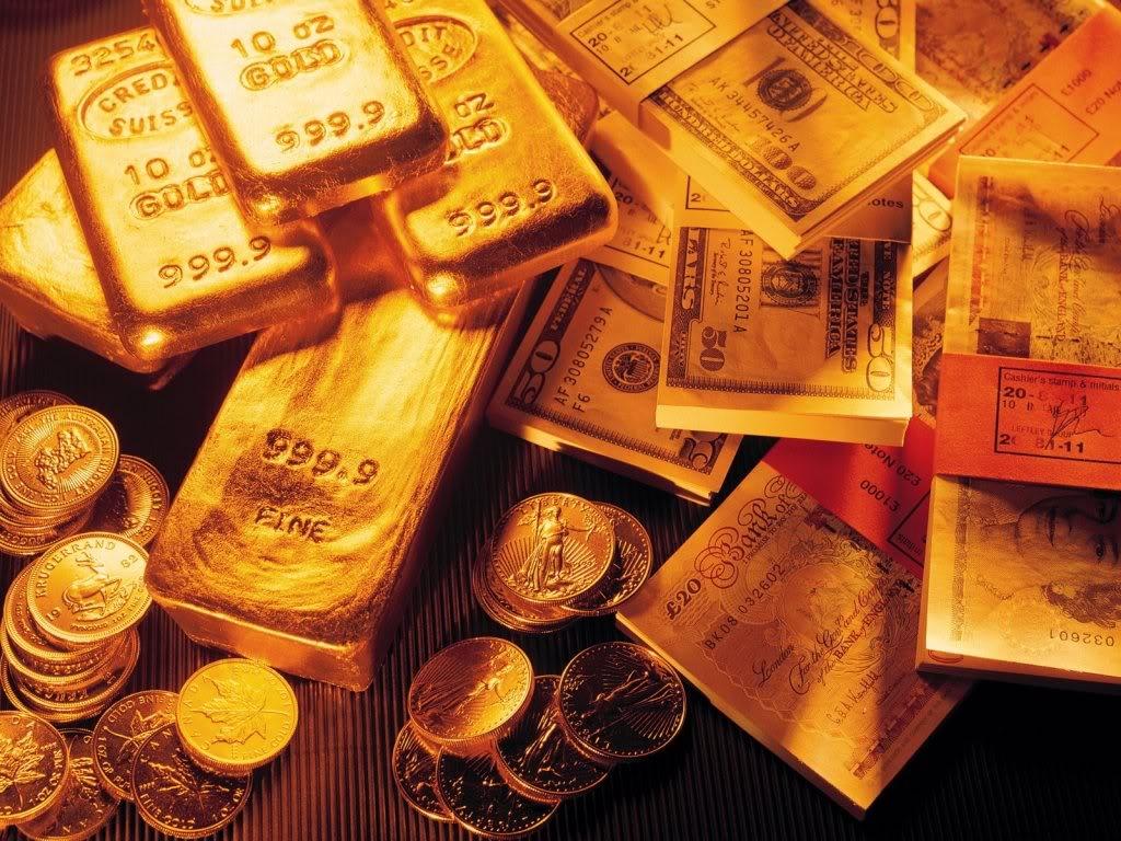 Goudprijs luistert vooral naar de dollar
