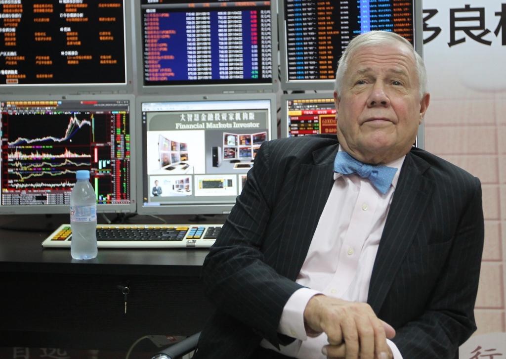 Jim Rogers zet zich schrap voor de Bitcoin-explosie