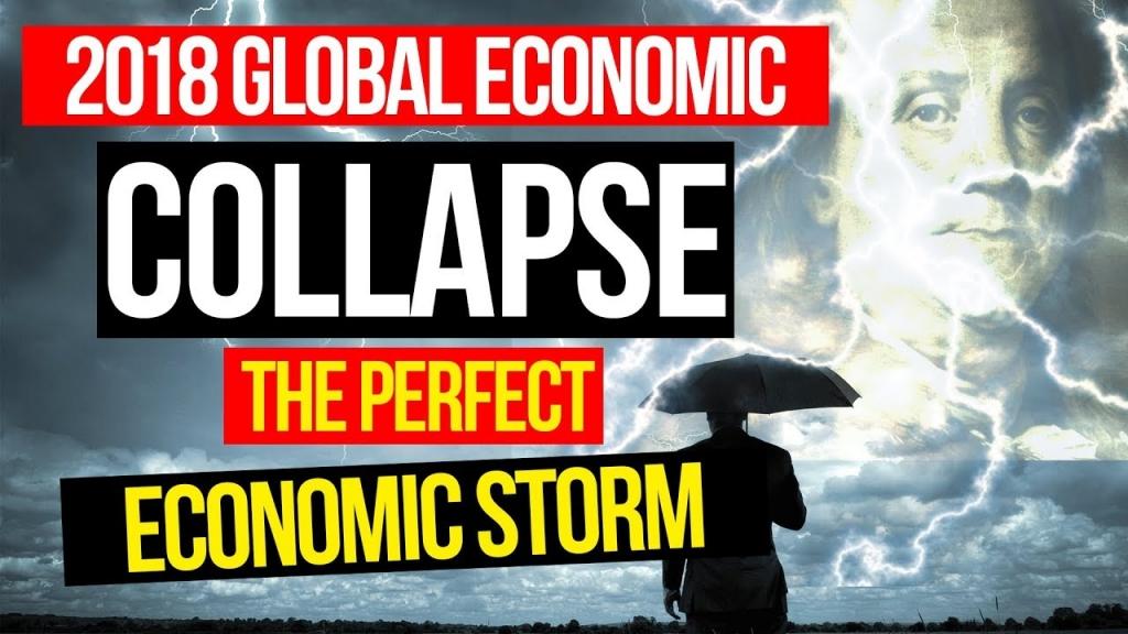 Michael Snyder ziet de perfecte storm op ons afkomen