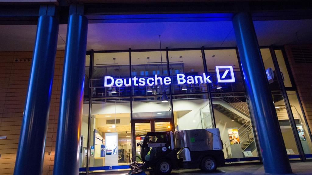 Problemen met Deutsche Bank beroeren ook de goudmarkt