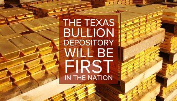 Texas Bullion Depository is veel meer dan alleen maar een opslagplaats voor goud