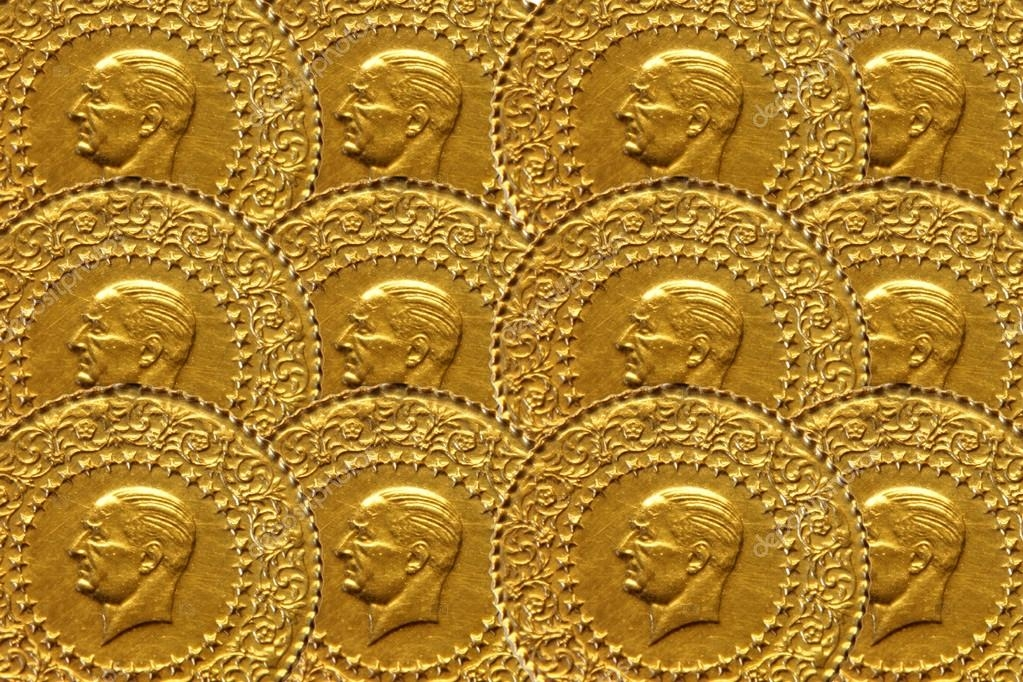Turken die tijdig goud kochten, wrijven zich in de handen