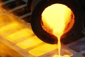 Productie goud heeft piek bereikt