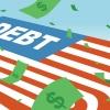 Amerikaanse schulden stijgen in steeds sneller tempo